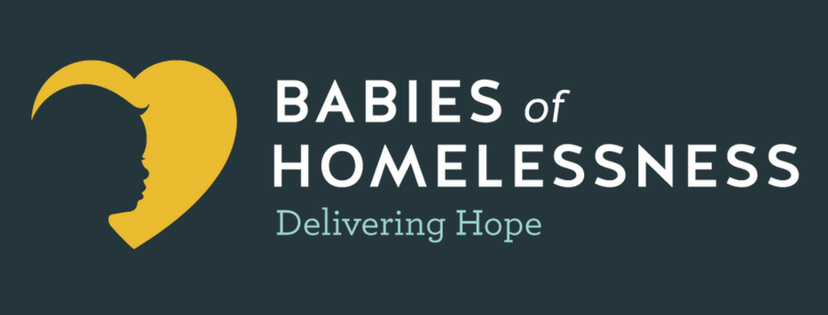 Babies of Homelessness Banner