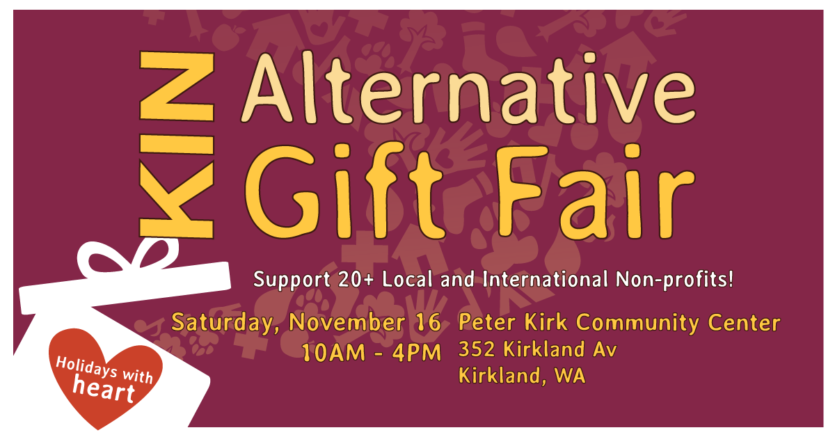 KIN Alternative Gift Fair